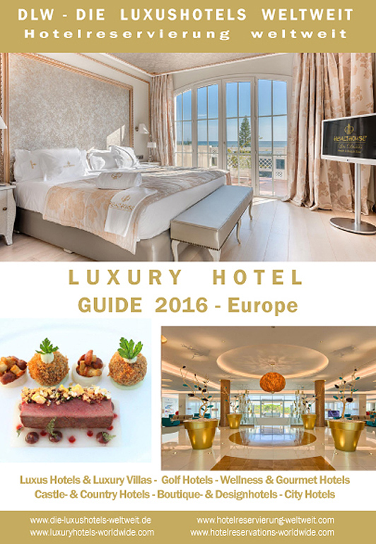 Luxushotels Katalog 2015